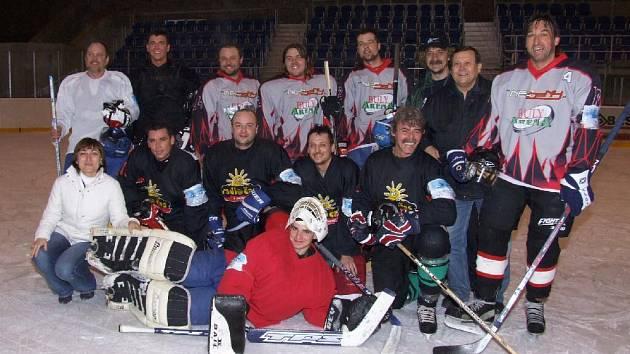 Vítězem turnaje se stal celek Lichnova doplněný o hráče ze Zátoru.