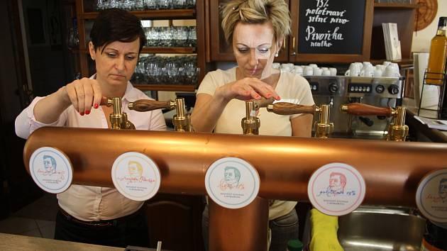 Rýmařovský rodinný pivovar Morous se poprvé představil veřejnosti 20. dubna 2019.