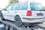 Golf z bazaru měl stočený tachometr, autobazar Auto Hepnar prohrál soud