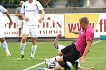 Hráči Města Albrechtic byli v souboji s Chuchelnou fotbalovějším týmem, vytvořili si i více gólových příležitostí, hosté však byli efektivnější. Proto skončil duel smírně.