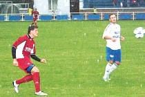 Bruntálští fotbalisté si v nedělním utkání s Oldřišovem na vlastním hřišti připsali důležité vítězství.