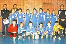 Výtečně se vedli na turnaji mladších žáků v Bruntále naděje FC Olympia-Slavoj Bruntál B, které s ročníkem 2002 dokázali obsadit skvělé třetí místo.