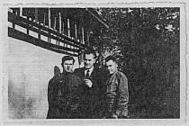 Jediný snímek rudoarmějců z obsazení Krnova. Vladimír Blucha jako krnovský kronikář a historik pátral desítky let po fotografiích příchodu Rudé armády do města v roce 1945.