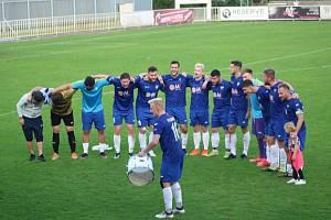 Fotbalisté Krnova dělají svým fanouškům radost, ve 13. kole krajského přeboru rozstříleli doma Čeladnou 7:0.