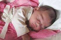 Jmenuji se NIKOLA ZABLOUDILOVÁ, narodila jsem se 14. července, při narození jsem vážila 3740 gramů a měřila 50 centimetrů. Moje maminka se jmenuje Marie a můj tatínek se jmenuje Michal. Bydlíme v Bruntále.