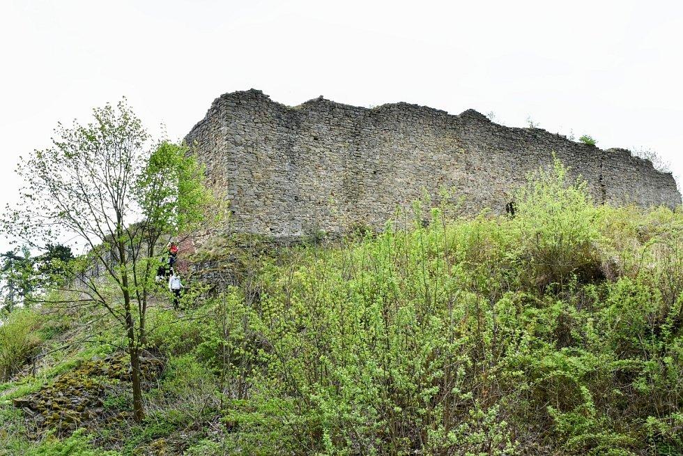 Zřícenina hradu Šelemburk