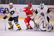 Hokejisty Krnova čeká první přípravný zápas