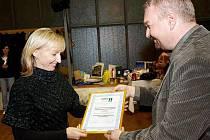 Nejlepším turistickým infocentrem za rok 2009 se po vítězství v celostátní anketě pyšní Krnov.
