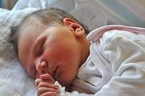 Alžběta Kárníková, narozena 21.6.2011, váha 3,26kg, míra 49cm, Bruntál. Maminka Jarmila Kárníková, tatínek Jiří Kárník.