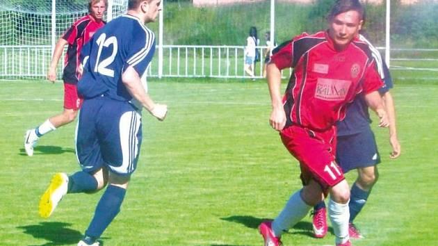 I přes dobrý výkon si fotbalisté Břidličné přivezli z Polanky porážku 1:2 a v posledním kole budou bojovat o holý život v krajském přeboru.