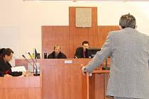 Soud. Ilustrační foto