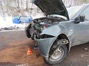 Tragická dopravní nehoda.