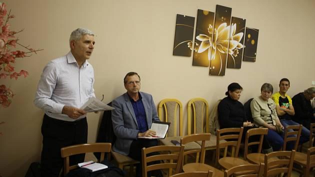 Zastupitelé Nových Heřminov oslovil generální ředitel Povodí Odry Jiří Pagáč s nabídkou diskuse u kulatého stolu. Obec tuto nabídku přivítala. Poprvé se sejdou v lednu.