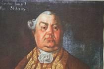 V Hošťálkovech právě finišuje  příprava výstavy portrétů Skrbenských.