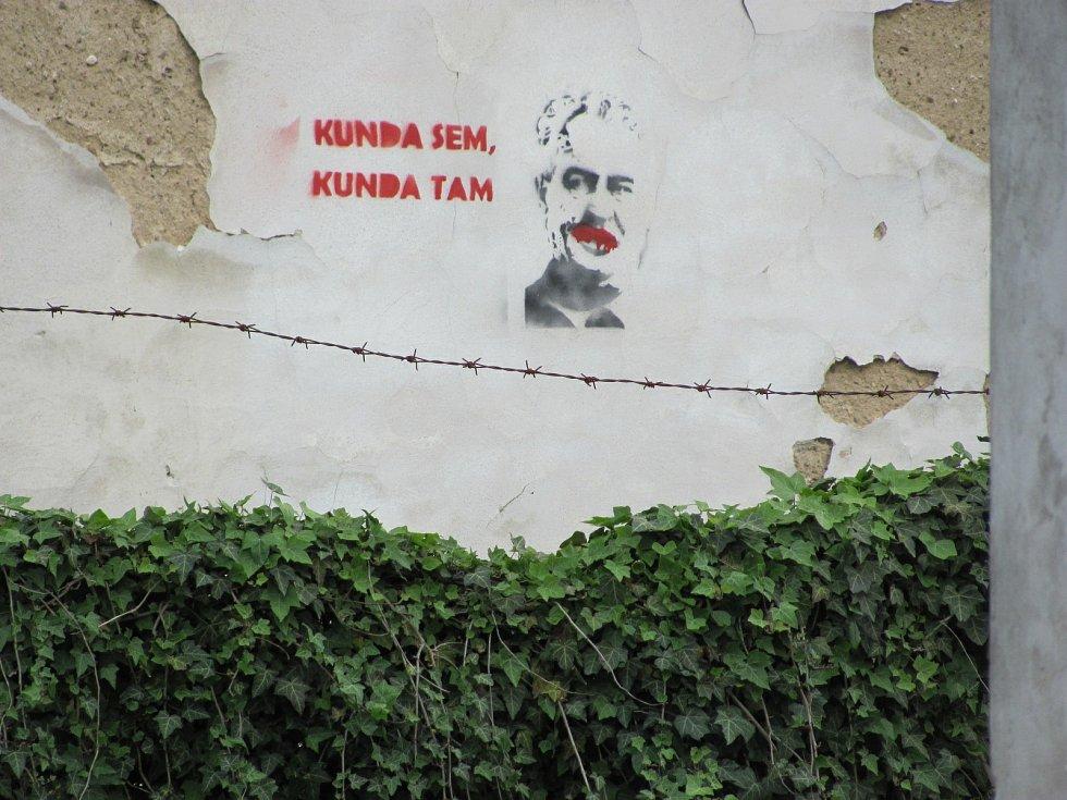 Miloš Zeman byl prvním českým prezidentem, který kosočtverec veřejně nazval pravým jménem.