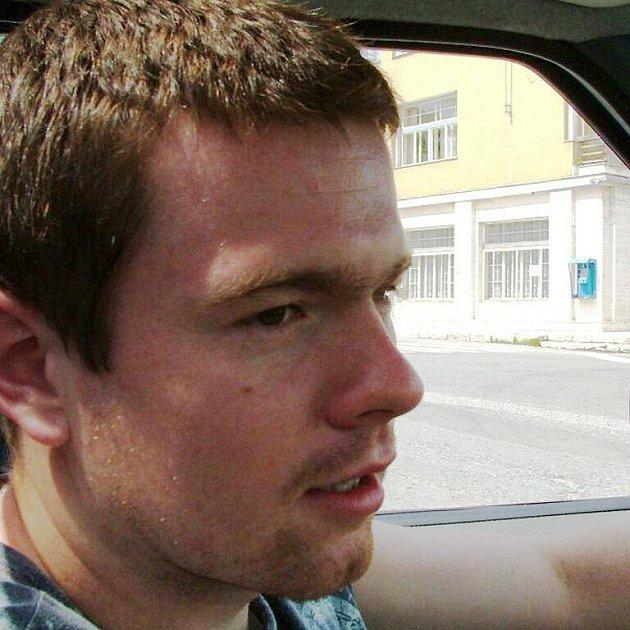 Tomáš Hradil, podnikatel z Krnova