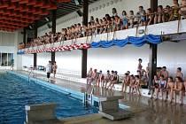 Krnovský bazén se od dob svého vzniku moc nezměnil. Modernizaci si určitě zaslouží.