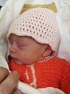 Jmenuji se JULIE PAVLISKOVÁ, narodila jsem se 23. ledna, při narození jsem vážila 2860 gramů a měřila 45 centimetrů. Moje maminka se jmenuje Lucia Franerová a můj tatínek se jmenuje Jakub Pavliska. Bydlíme v Krnově.
