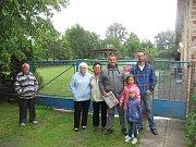 Prezident Miloš Zeman zakončil návštěvu kraje ve Slezských Pavlovicích