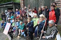 Lichnovské muzeum vidlí o víkendu oslavilo pět let své existence. Vidláci zde tvořili, vzpomínali, bavili se i sportovali.