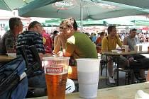 Pivní slavnosti proběhly v Krnově.