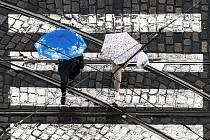 Tomáš Vocelka má při focení z výšek nejraději déšť nebo ostré kontrastní světlo.