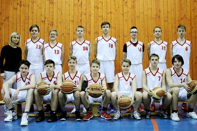SK Bruntál – žáci U15