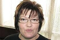 Šárka Šmatelková, koordinátorka sociální prevence z odboru sociálních věcí bruntálské radnice.