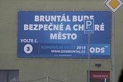 Bruntálská ODS získala 5,4 procenta hlasů, takže bude mít v novém zastupitelstvu jen jeden mandát.