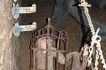 Na hradě Sovinci provozují od nedávna ve sklepení pátého nádvoří hradu obludárium, které stojí za to shlédnout. Exponátů mnoho není, o to víc jsou strašidelnější, obzvláště pro děti.