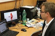 Virtuální model umožní bruntálským studentům nahlédnout do jakéhokoliv zařízení a jeho fungování netradičně zevnitř, říká pedagog Jan Meca.