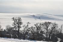Tip na výlet  pro Krnovany: zimní Cvilín. Je tady sněhu jak v Jeseníkách a úžasné výhledy.