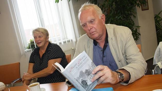 Jaroslav Hodyc, potomek hraběcího rodu Hodiců.