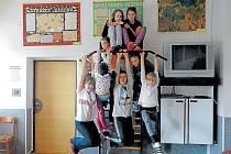 Duha Paprsek tentokrát připravila pro děti z Krnovska prodlouženou víkendovku v Bolaticích.