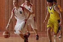 Basketbalisté Krnova ve Frenštátě neuspěli.
