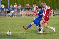 SK Moravan Oldřišov – FC Slavoj Olympia Bruntál 3:4