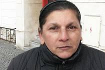 Vlasta Balážová, 43 let, Bruntál: My nikam nechodíme. Máme jiné starosti, s miminem. Naposledy jsem tančila tak před patnácti lety.