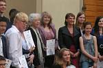 Finalisté soutěže jeli v červnu na vyhlášení do Prahy, kde jim ocenění předávala ministryně kultury Alena Hanáková. Vyhlášení,se zúčastnily například herečky Květa Fialová a Naďa Konvalinková.