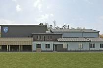 Sportovní areál s multifunkčním využitím za 22 milionů v Zátoru vybuduje stavební firma Kareta.