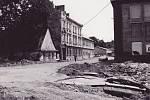 Povodeň v červenci 1997 byla největší, jaká kdy byla v historii Krnovska zaznamenána.