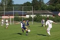 Fotbalisté Břidličné, tým, který jako jediný přinesl radost do řad fotbalových fanoušků v okrese Bruntál. V sezoně plné sestupů dokázali hráči Břidličné po dlouhých letech postoupit do I.A třídy.