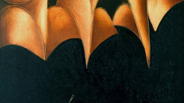 Milovníci výtvarného umění si mohou přijít na své. V Art galerii Pension U Řeky v Karlovicích probíhá výstava obrazů pražského malíře Jana Rapina.