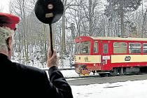 Motoráky řady 810 pojedou v neděli z Ostravy přes Krnov a Bruntál až do Malé Morávky.
