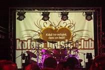 Hudební klub Kofola v Krnově.