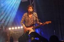 Stálice slovenské hudební scény, kapela Tublatanka, zahrála v Krnově své největší hity.