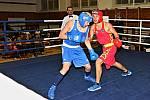 Mezinárodní boxerský turnaj v Krnově.