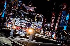 Martina Kolomého z elitní desítky celkového pořadí na Dakaru odsunula technická závada v poslední etapě.