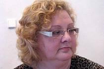 Marie Babničová, úsek poradenství Úřadu práce v Bruntále.