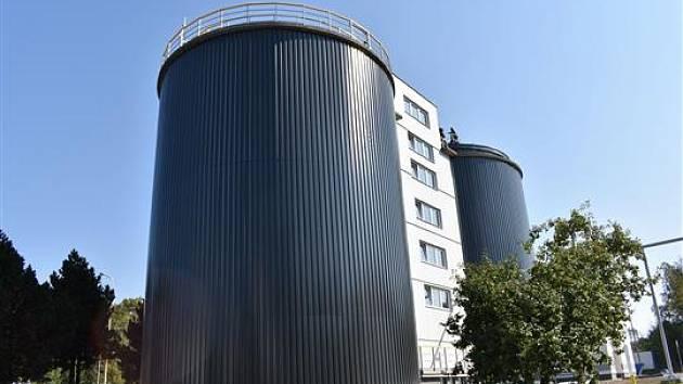 Rekontrukce čistírny odpadních vod v Bruntále trvala dva roky.