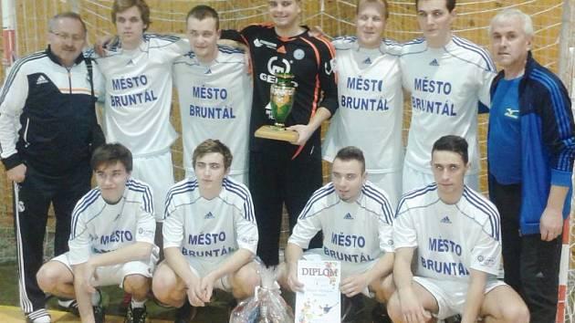 Prvenství z tradičního a prestižního turnaje si odvezl celek Olympia Bruntál.